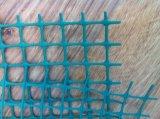 Malla de plástico cuadrada