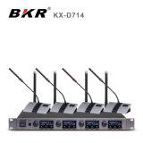 Haut Système de conférence sans fil concurrentiels Kx-D714