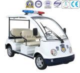 4-5 Personen-elektrische Polizeiwagen für Golfclub