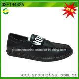 中国の金製造者からの最新の人の靴映像デザイン