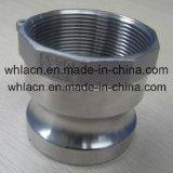 Connecteur de couplage de moulage de précision de précision d'acier inoxydable