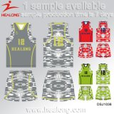 Sublimation Jersey Basketball Uniform Wear