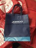 カスタムロゴの80g厚さのNon-Woven袋/トートバック