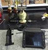 Rechnergesteuertes bewegliches Sicherheitsventil-druckprüfendes Onlinegerät