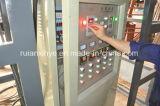 máquina que sopla rotatoria de la película plástica de la hilera del Común-Estirador de la Tres-Capa del tornillo de la aleación 380V