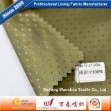 Tessuto della ratiera del poliestere di alta qualità per il rivestimento Jt106 dell'indumento