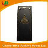 Caixa de presente de papel rígida e encantadora do ímã com estilo de dobramento
