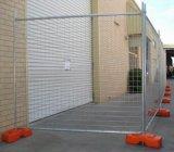 オーストラリアの構築の一時塀かカナダの構築の一時塀