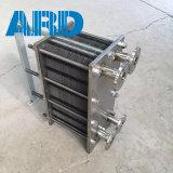 Titanio de la placa Ss304 Ss316 del cambiador de calor de la placa de Funke Fp02
