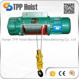 Type prix de levage électrique de CD1 MD1 d'élévateur de câble métallique de 3t