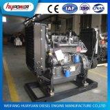 Turbocharged 60HP 1800rpm 4 Cylindre K4100zg Moteur avec embrayage et poulie