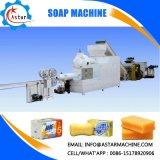 300-800kg/h a linha de produção de sabão Automática
