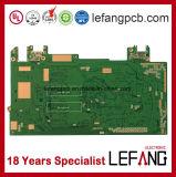 6layers 1.0mmprofessional PCB 널 자동 센서 공급자