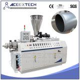 Máquina expulsando de tubulação de água do PVC de Ce/SGS