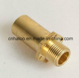 Brass Valve Body Non Standard Water Boiler Brass Parts