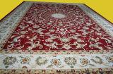 古典的なカーペットのウールの敷物