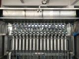 Máquina de rellenar en botella inteligente linear del líquido viscoso de la colada de la carrocería del champú