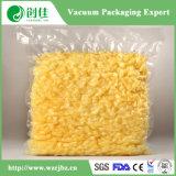 3 de zijVerbinding Gekookte Plastic Verpakkende Zak van de Opslag van het Voedsel Vacuüm