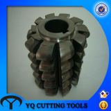 HSS ASA RS80 Roller Chain Sprocket Hob Cutter