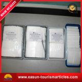 リフレッシュのための使い捨て可能な航空会社非編まれたタオル(ES3051832AMA)