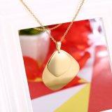 De klassieke Juwelen van de Vrouwen van de Halsband van de Vrouwen van de Vorm Rhomboic 18k Gouden