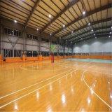 屋内バスケット裁判所のための現代鉄骨フレームの体操の建物