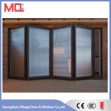 Porte et guichet de pliage en aluminium (porte et guichet Bi-se pliants) (MQ-WD-01)