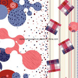 100%Polyester 쾌활한 Pigment&Disperse는 침구 세트를 위한 직물을 인쇄했다