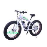 큰 힘 고속 함 눈 미국 뚱뚱한 타이어 산 전기 자전거
