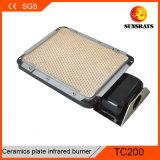 Brûleur de chauffage en céramique TC200 pour barbecue BBQ automatique