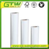 織物印刷のための高重量の120のGSMの速い乾燥した昇華ペーパー