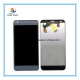 LG x 캠 K580 K580f K580h K580I를 위한 도매 이동 전화 LCD