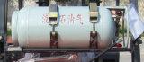 2-4T البنزين-غاز البترول المسال مبارزة الوقود رافعة شوكية مع نيسان K21 المحرك