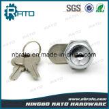 キャビネット亜鉛合金の安全円形の短く小さいカムロック