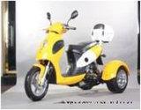 Disco elét. Trike do começo de retrocesso da CEE Euro4 50cc 4strokes da motocicleta de Zhenhua 50X