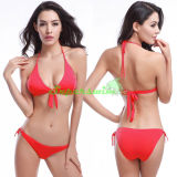 Reizvolles Halter Triangle Bikini für Women