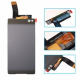 Affissione a cristalli liquidi del telefono mobile per lo schermo dell'affissione a cristalli liquidi del SONY Xperia C5 ultra E5563 E5553 E5533 E5506 con il convertitore analogico/digitale, nera