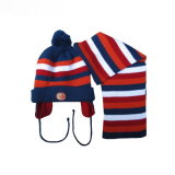 Red Hat POM POM Жаккард Red Hat Beanie Red Hat трикотажные Red Hat
