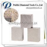 Disco circolare del granito del diamante della saldatura dura di segmento per la sega tagliata