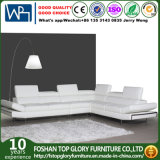 Sofá moderno do couro do estilo dos produtos novos, sofá de couro barato (TG-8095)