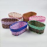 Eco-Friendly Handmade естественная бумажная корзина (BC-PB1004)