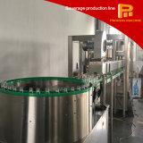 Linha reta equipamento de engarrafamento do líquido detergente automático