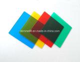 листы поликарбоната 10mm ясные с UV покрытием предохранения