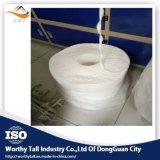 Cotonete de algodão do peso que faz a máquina com secagem e embalagem