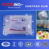 고품질 중국 E415 Xanthan 실리콘껌 공급자 음식 급료 제조자