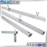 Canal U de aluminio/canal de aluminio