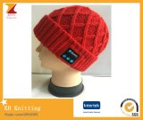 Nuevo estilo Jacquard Bluetooth Hat