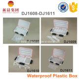 Caja de plástico impermeable sellada de gran tamaño