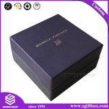 Коробка вахты надежного подарка картона поставщика выполненного на заказ упаковывая