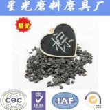 Fournisseur professionnel Black Fused Alumina 46 # pour Sanblasting (XG-BFA-002)